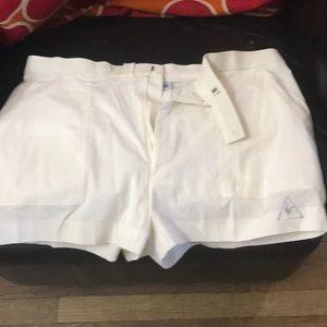 Le Cow Sportif Tennis Shorts Vintage